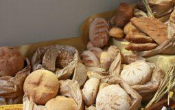 Pane di patate della Garfagnana e altri tipi di pane locali