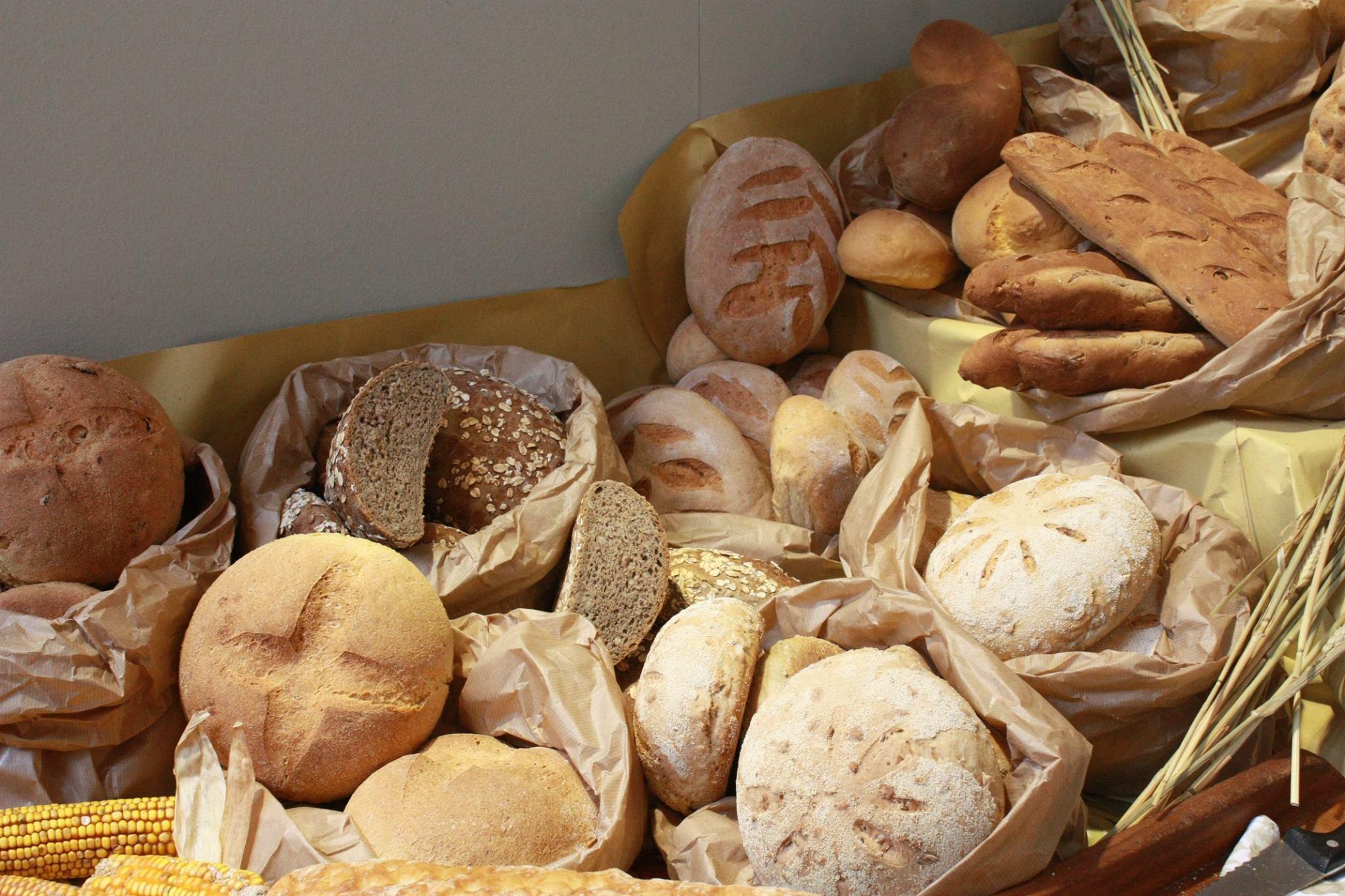 Pane di patate e altri tipi della Garfagnana