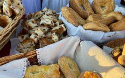 Sportella e dolci tipici dell'Isola d'Elba