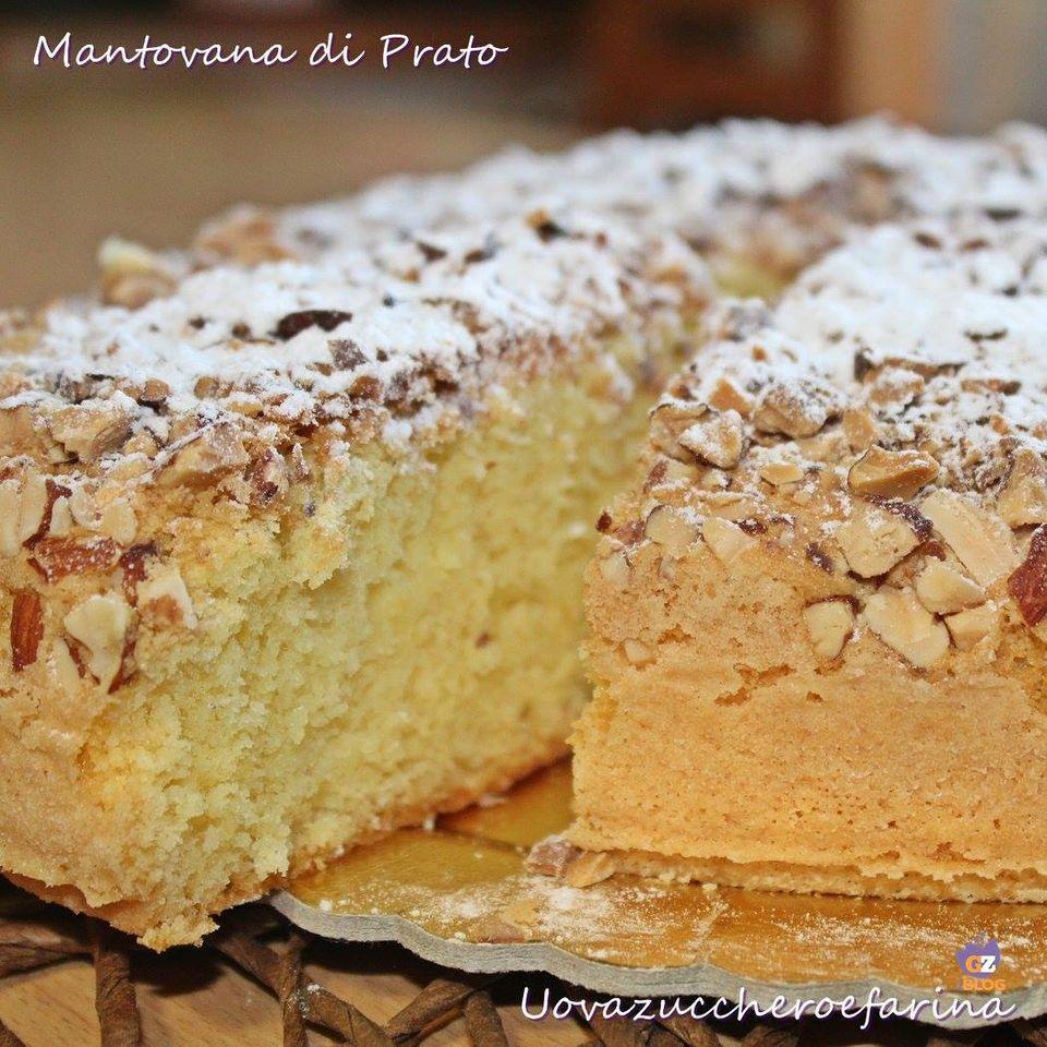 torta mantovna uovazuccheroefarina