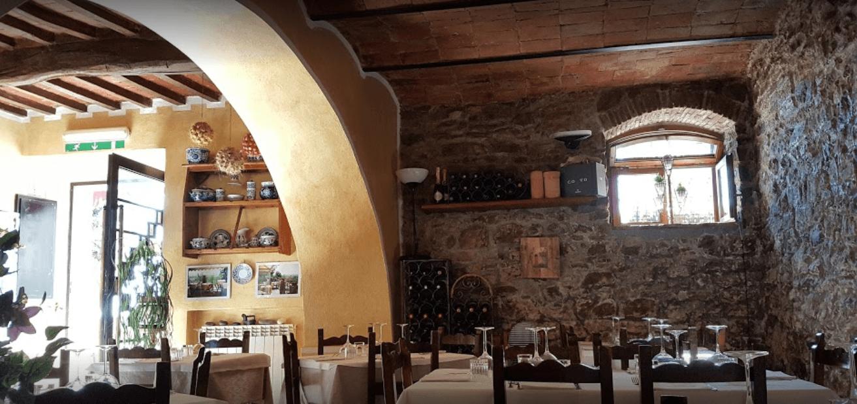 ristorante da ghigo montiano