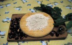 Farina di castagne pistoiese