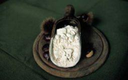 Farina di castagne carpinese