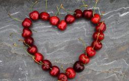 Cuore di ciliegie