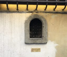 Buche del vino di Firenze