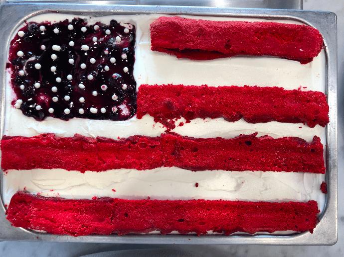 """Firenze, gelati """"americani"""" per i 200 anni del Consolato USA"""