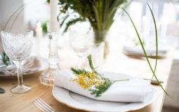 Il menu per l'8 marzo della chef di Vetrina Toscana Elisa Masoni