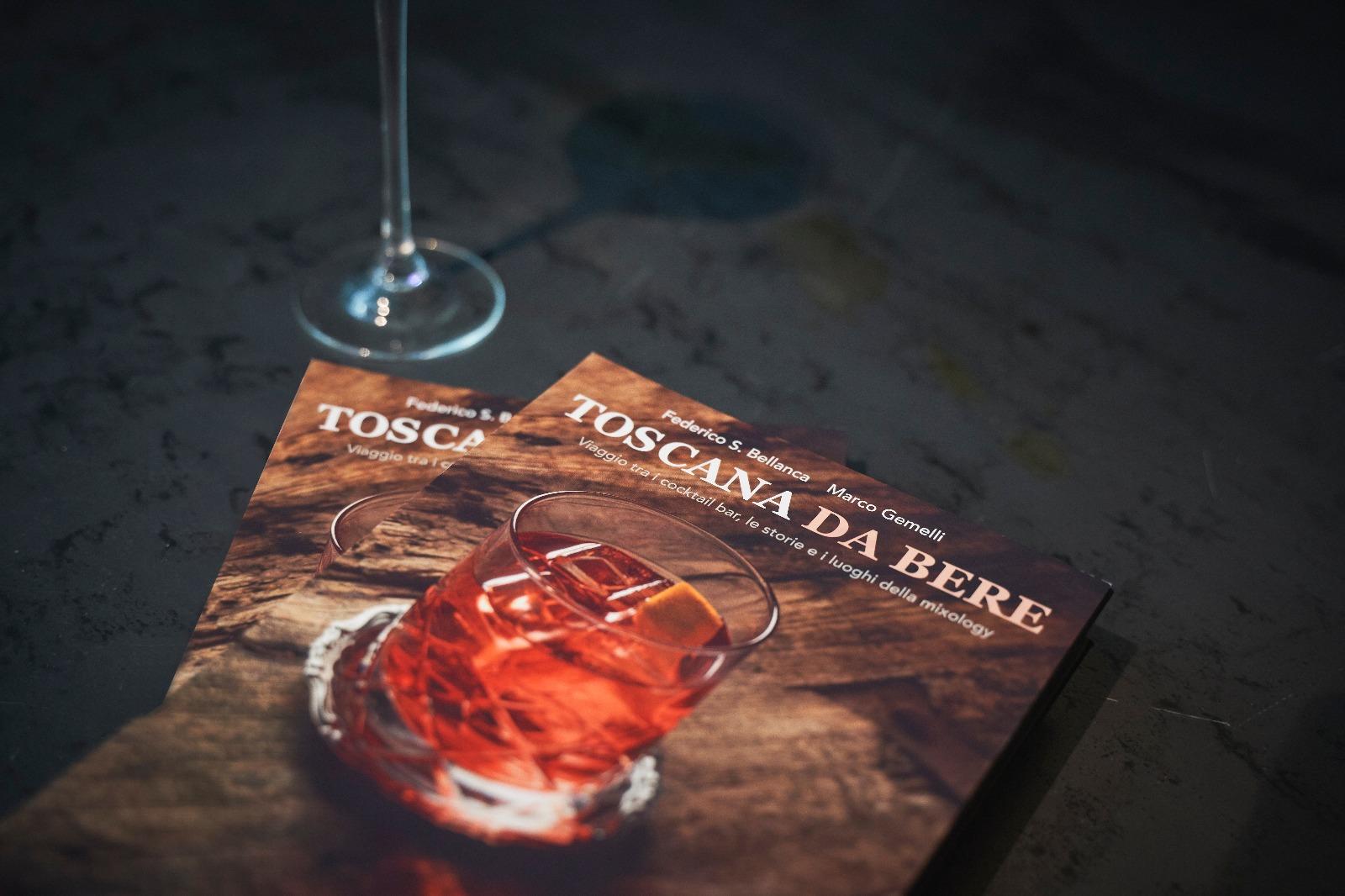 Toscana da Bere: il libro Federico Bellanca e Marco Gemelli