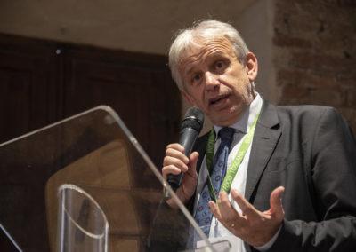 Assessore all'Agricoltura regionale Marco Remaschi