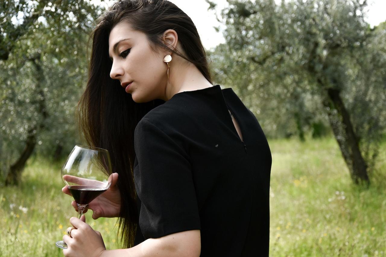 Carlotta A. Buracchi, responsabile marketing e comunicazione di Az. Agr. Buracchi, creatrice del progetto