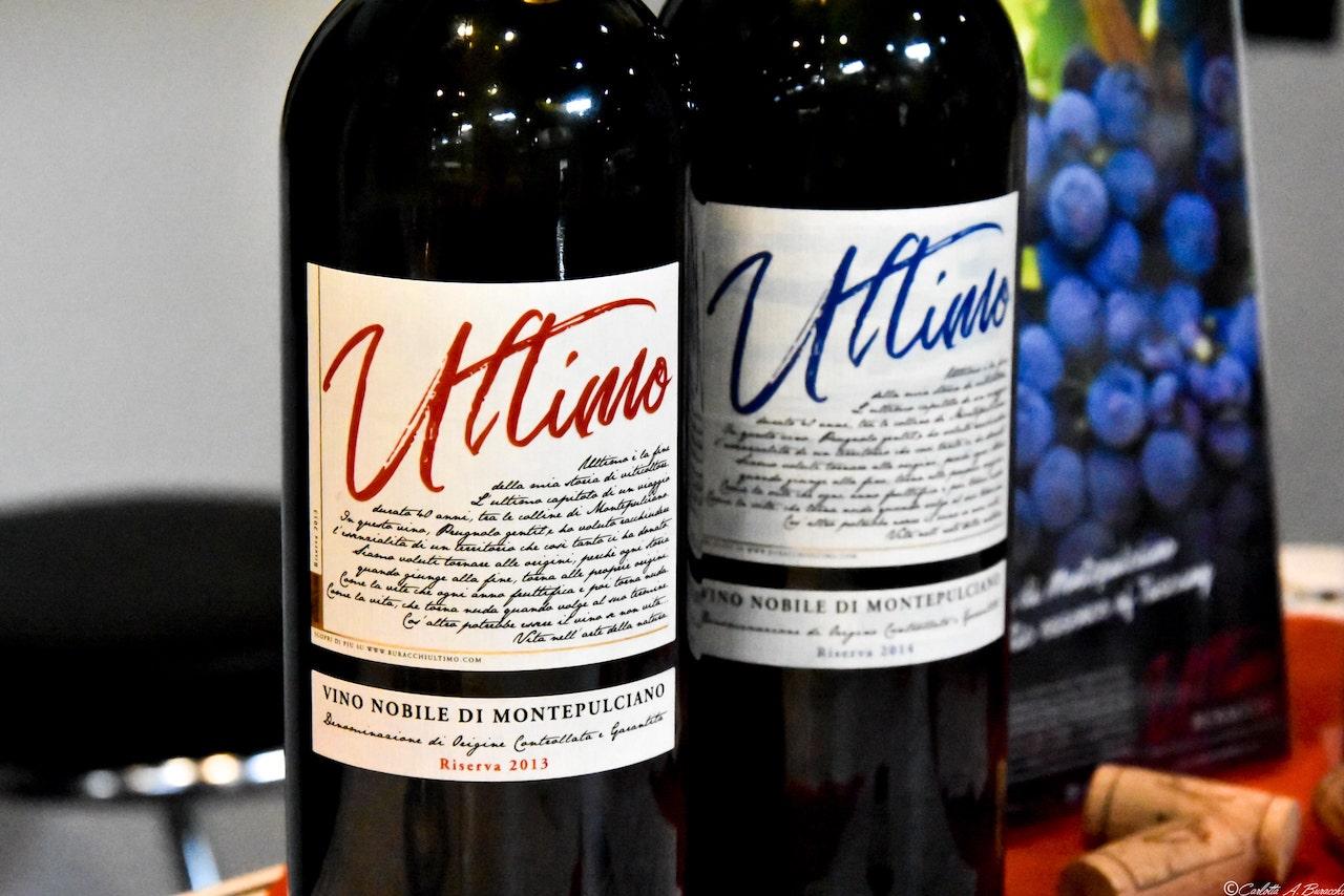 Le nostre Riserve Ultimo 2013 e 2014 a Wine Prague 2018