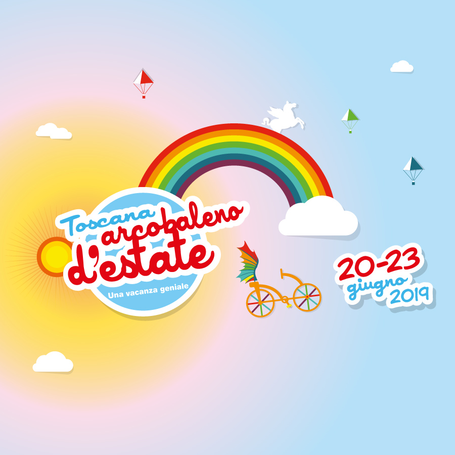 toscana arcobaleno estate 2019
