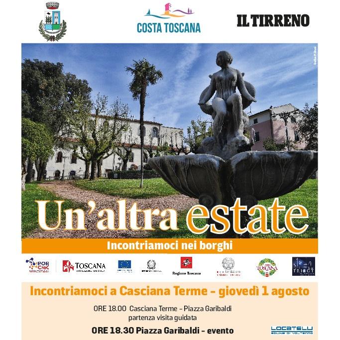 Un'altra estate a Casciana Terme