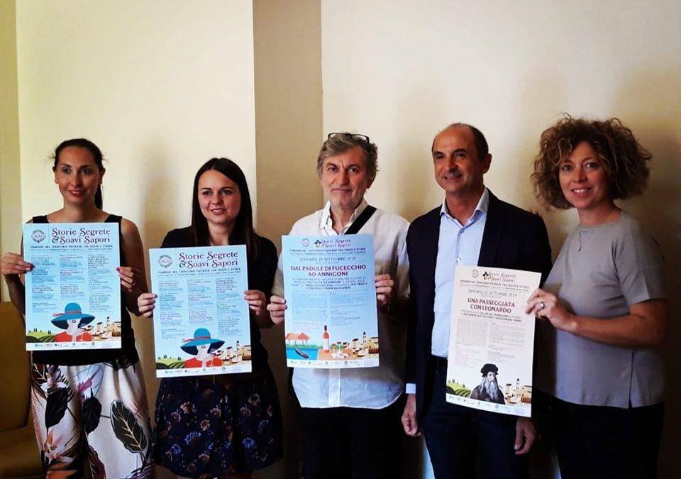 Presentazione terza edizione di Storie Segrete e Soavi Sapori