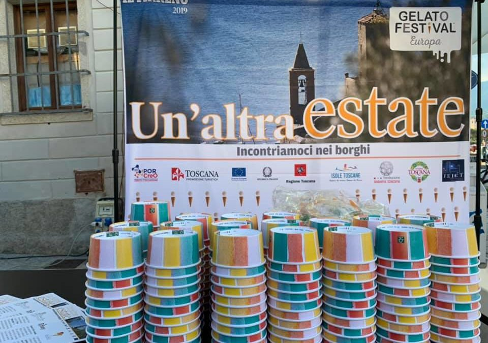 Gelato Festival all'Elba