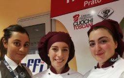 Cucina, la pratese Bandinelli è il Miglior allievo di Toscana