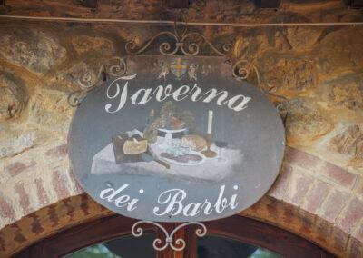 Taverna dei Barbi a Montalcino