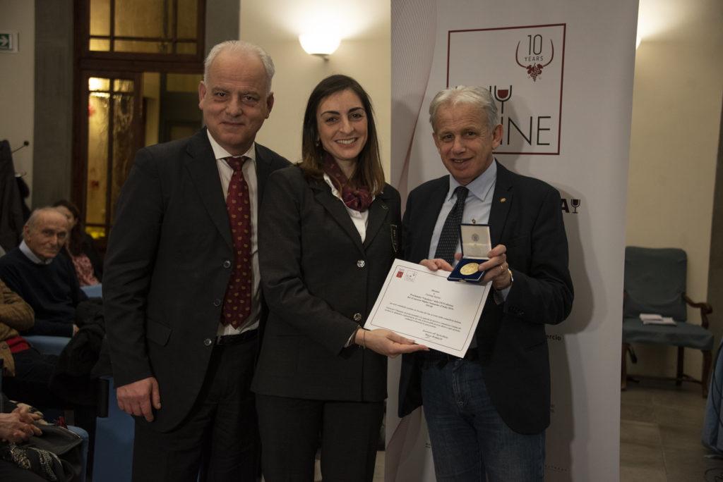 Premio Carlotta Salvini miglior sommelier Fisar 2019