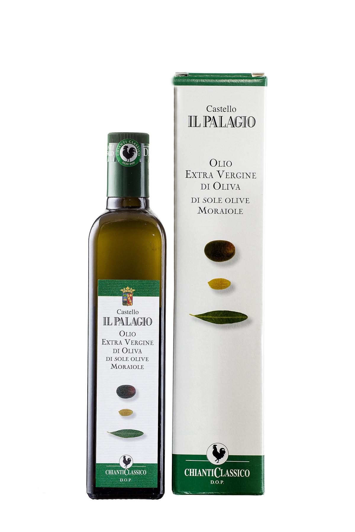 Olio Dop Chianti Classico - Selezione di Olive Moraiole
