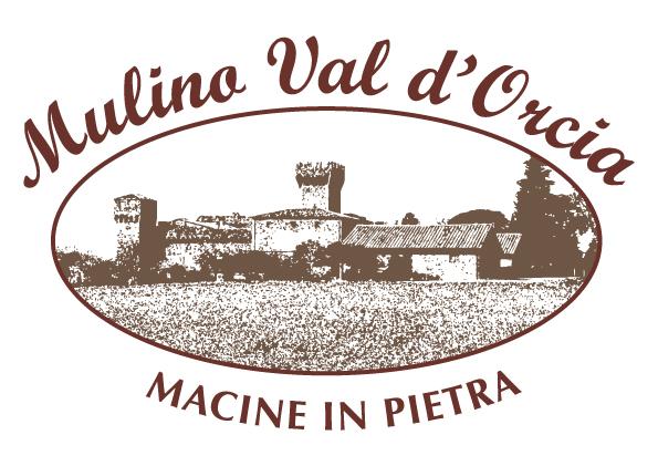 Logo Mulino Val d'Orcia
