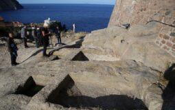 Gli antichi palmenti nell'Isola di Capraia, un'altra eccellenza da scoprire
