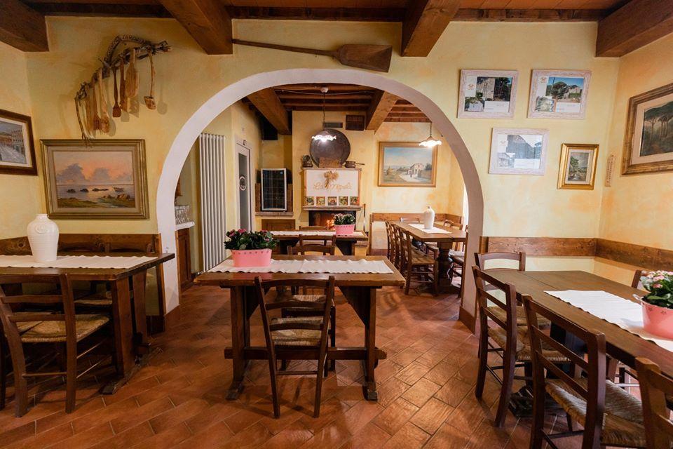 Sala ristorante, Agriturismo La Mignola