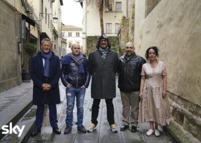 Alessandro Borghese in 4 Ristoranti ad Arezzo
