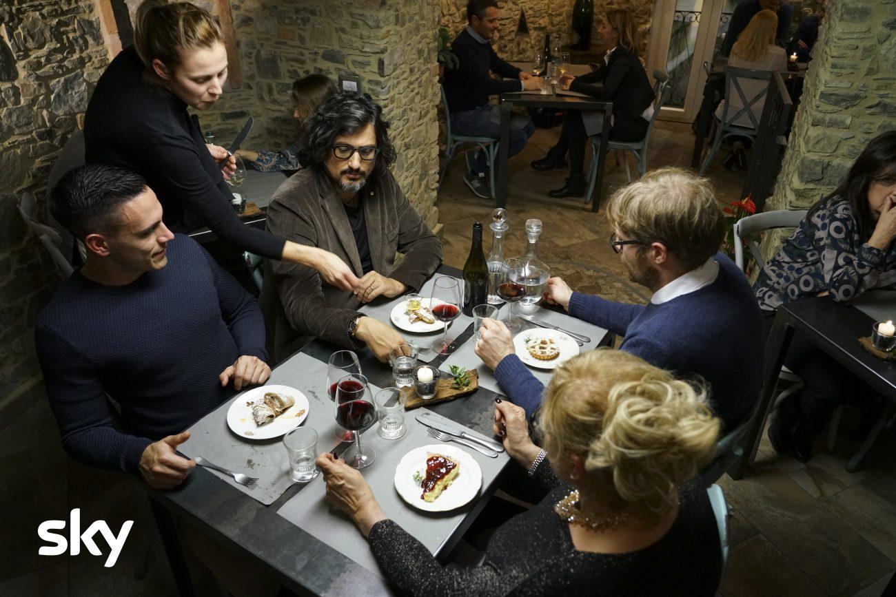 4 ristoranti in lunigiana con alessandro borghese