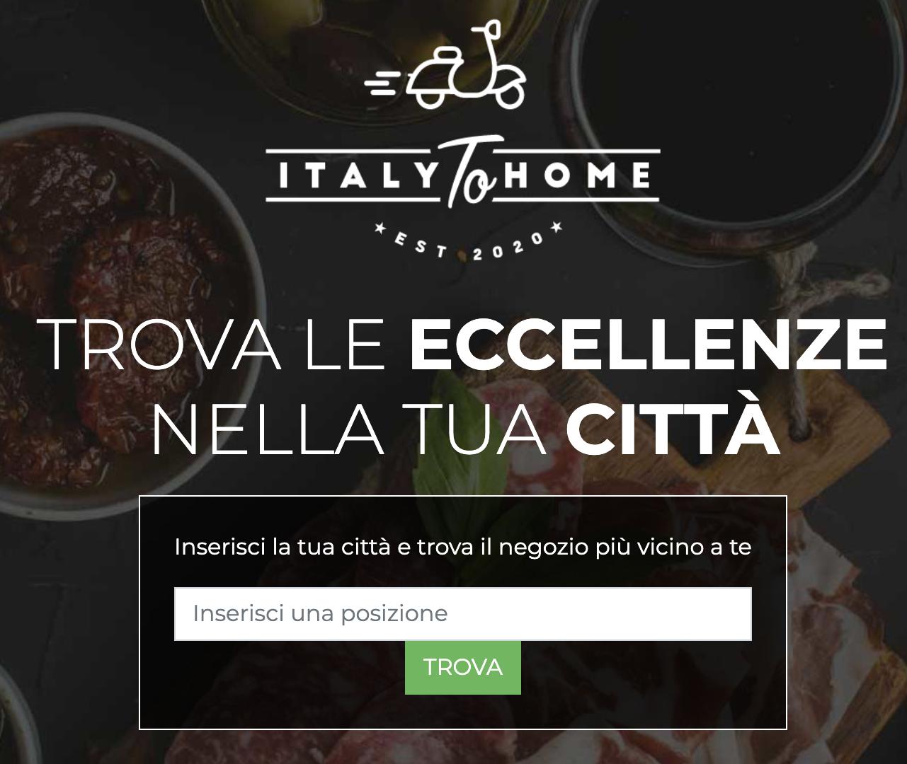 """Da Prato per la Toscana: nasce """"Italy to Home"""", la nuova piattaforma per la ristorazione"""