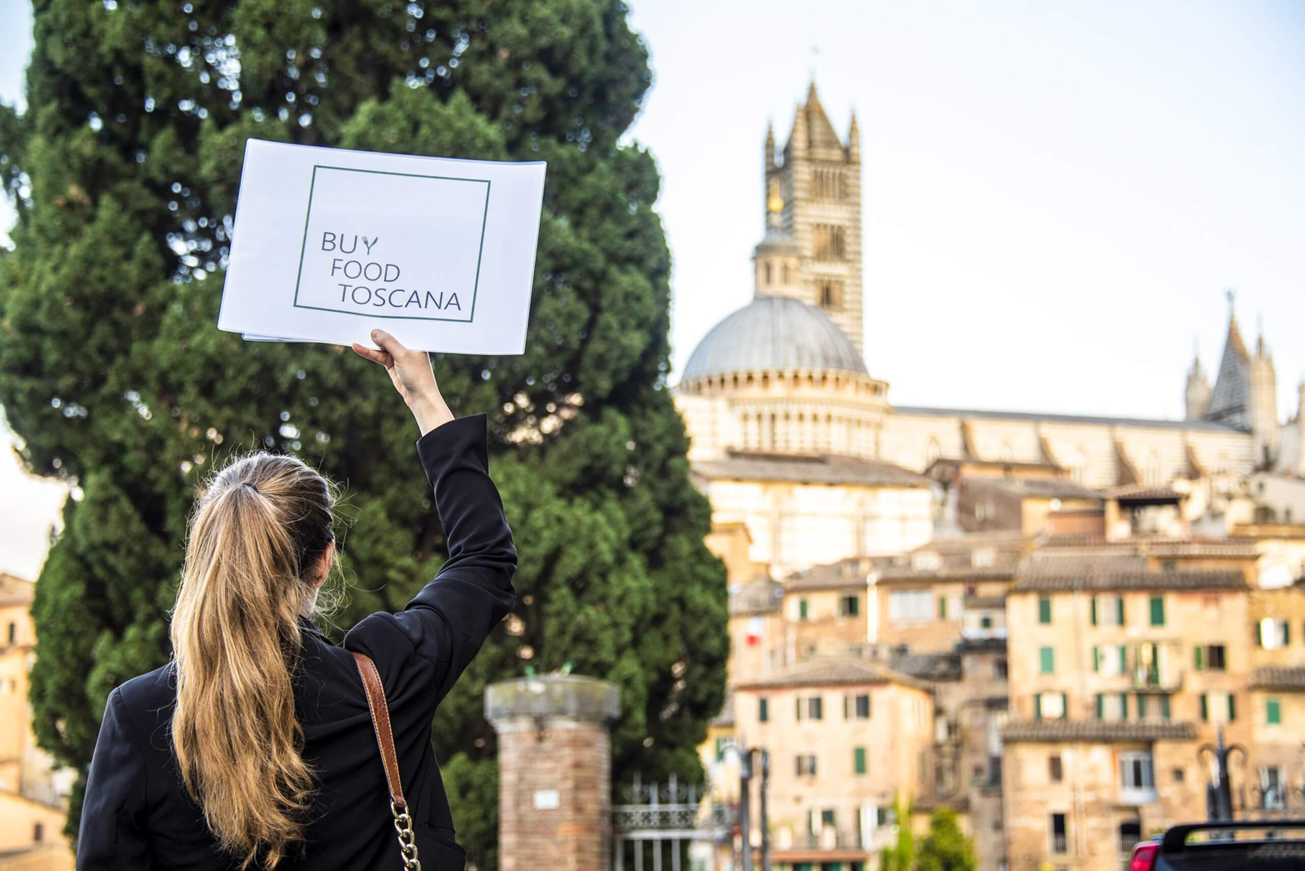 BuyFood Toscana 2020 a Siena e online