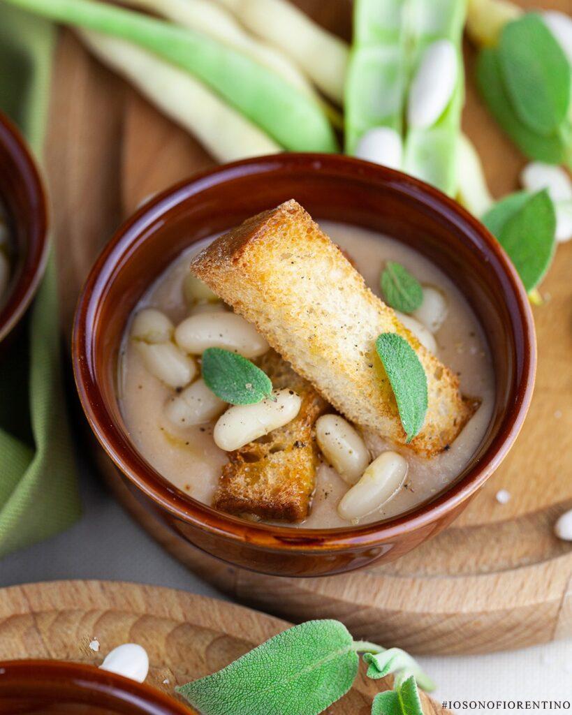La zuppa lombarda dell'Osteria Pratellino per l'iniziativa Io sono fiorentino