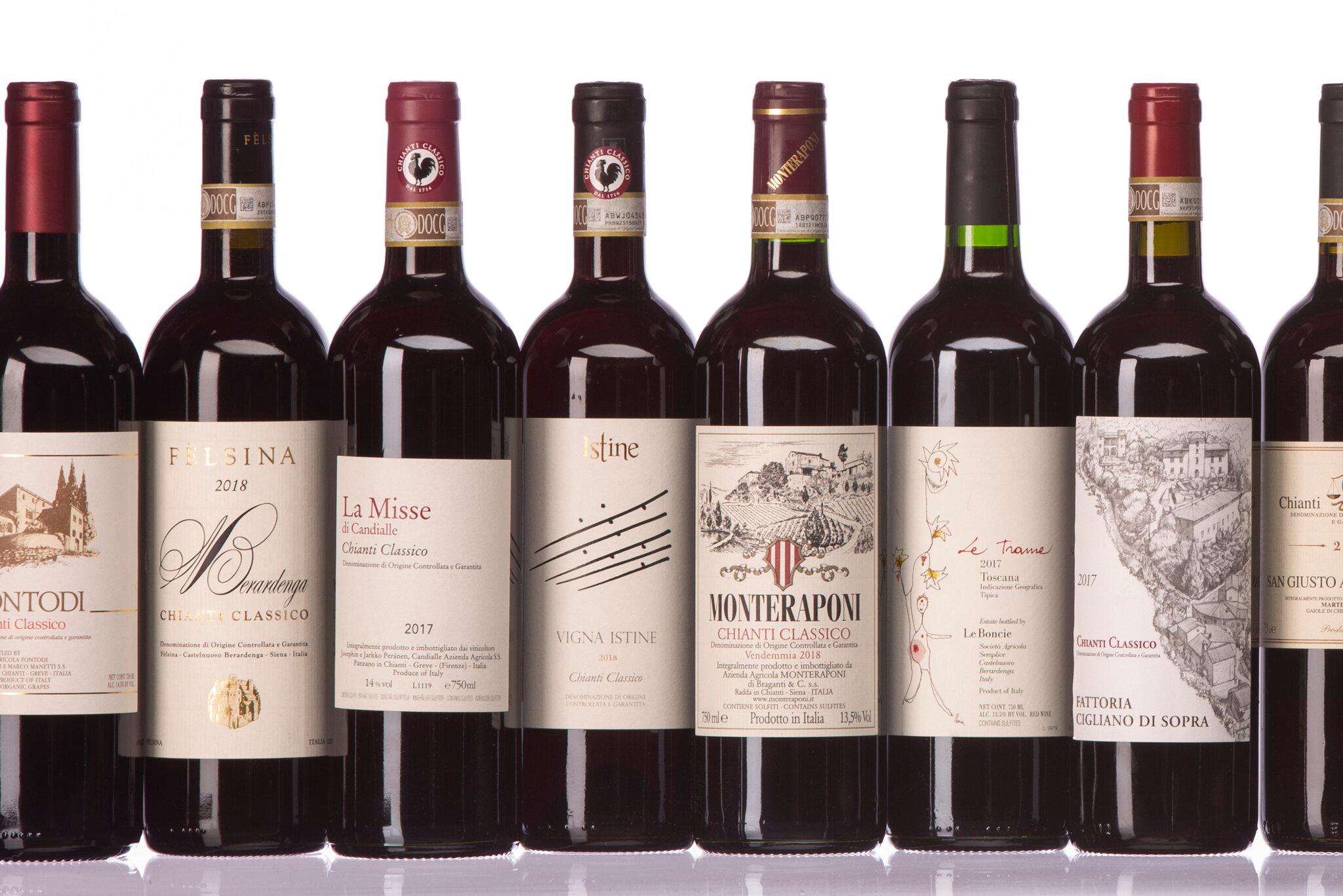 Chianti Classico, Re del Sangiovese e vino ideale anche per l'estate